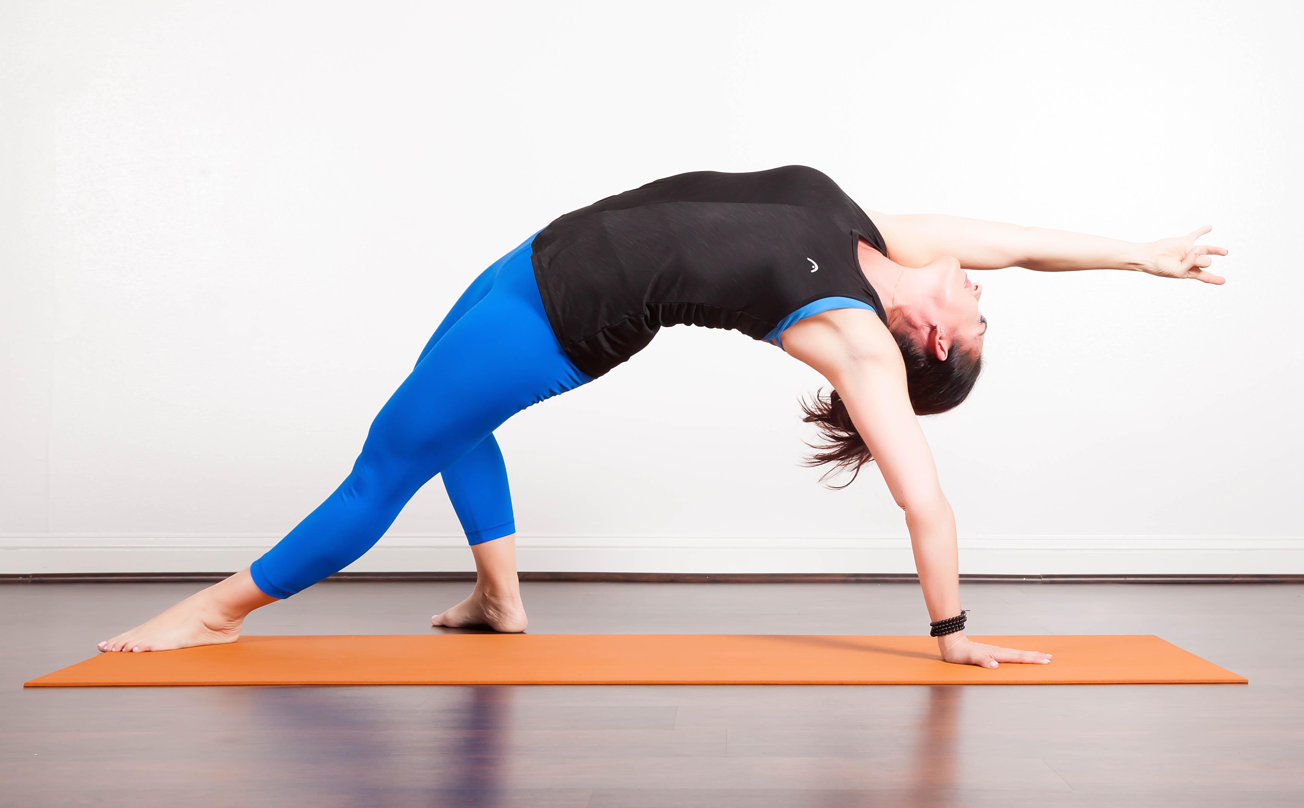 Poses – Wild Thing – Bayou Yoga